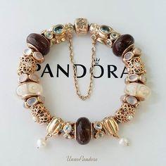 Pandora Jewelry OFF! Pandora Bangle, Pandora Gold, Pandora Beads, Pandora Bracelet Charms, Pandora Jewelry, Jewelry Art, Yoga Jewelry, Charm Bracelets, Glass Jewelry
