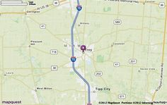 Troy, OH Map | MapQuest
