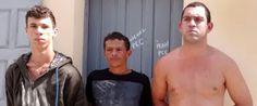 NONATO NOTÍCIAS: POLÍCIA MILITAR PRENDE INDIVIDUOS POR DANOS A POST...