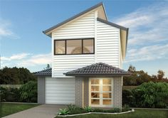 Builders of single and double storey homes, town houses and medium density housing in Victoria, South Australia, New South Wales and Queensland. Simonds Homes, Storey Homes, Intelligent Design, South Australia, Your Space, Townhouse, Shed, Exterior, Outdoor Structures