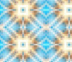 glowop2 fabric by nascustomwallcoverings on Spoonflower - custom fabric