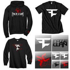 FaZe Clan Fan Pack - Black