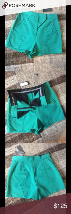"""NWT!Proenza Schouler Shorts in size:8 NWT! Great Gift! Proenza Schouler Shorts in size:8 Measurements:: Waist:13""""; Hip:19""""; Length:15"""" Proenza Schouler Shorts"""