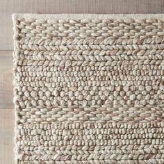 DwellStudio Florian Hand-Woven Natural Area Rug