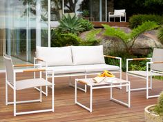 Eco Outdoor Complete Tully Range In Basics Outdoor Fabric Outdoor Furniture Patio Furniture