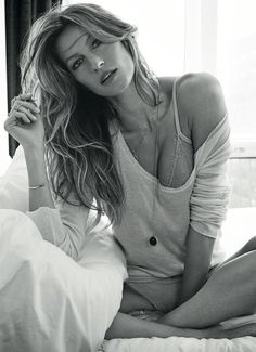 Gisele Bundchen Lands Vogue Brazil December 2013 Cover