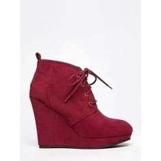 VAL-01 BOOTIE ($36) ❤ liked on Polyvore