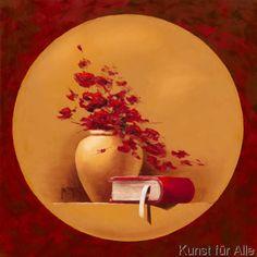 Bernadette TRIKI - Bouquet de fleurs II