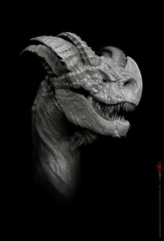 http://www.theswedishbed.com/2011/05/16/dragons-concept-art-toys-digital-painting-zbrush/