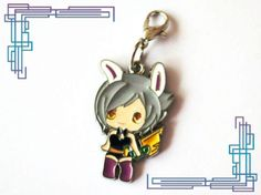 League of Legends RIVEN Keychain by SprixieCharms on Etsy