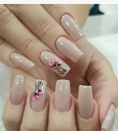 25 Trending Light Nails Color for Fall Winter Pink Nail Colors, Pink Nail Art, Fall Nail Colors, Pink Nails, My Nails, Color Nails, Violet Nails, Beige Nails, Rose Gold Nails