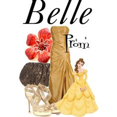 """""""Belle"""" by bryannnne on Polyvore"""