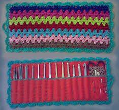 Image result for crochet hook organizer