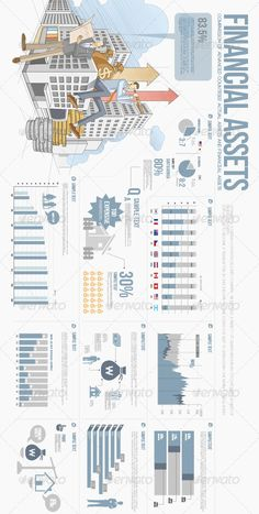 Info Graphics Price Index Financial Asset #GraphicRiver Contents: - info graphics price index financial asset - This contents has 6 elements, 11 icons, 10 graphs, and 11 text sections for a total of 38 items. - All files are 100% vector shapes, easy to modify. easily resize, colors can be easily changed. Files include : - 1 EPS file [illustrator 9.0 EPS] - 1 AI file [illustrator cs5 AI] - 1 helf file [font link in instruction] Font Used Link: - neou (free font) .dafont /neou.font…