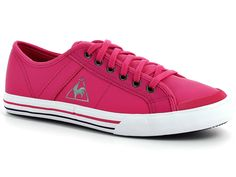 Le Coq Sportif  Women s  Saint Malo Synthetic Sneakers Pink Shoes 1421195