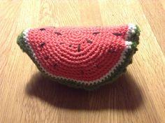 Hæklet vandmelon