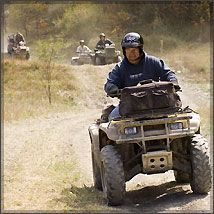 Search here for Kentucky ATV Trails & OHV Parks.  ATV riding enthusiasts can find a trail on nearly any kind of terrain! #kentucky #atv #offroading