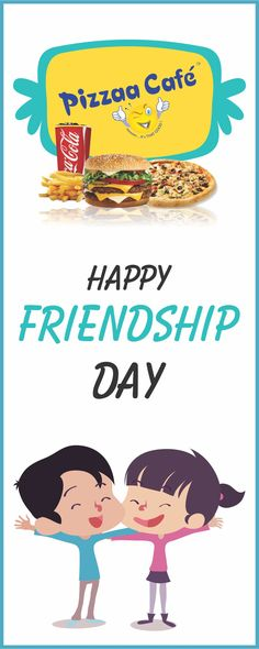 Happy Friendship Day. #HappyFriendshipDay #FriendshipDay .#Pizza #PizzaCafe #Pune #food #foodies