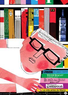 www.todokb.com Espacios para guardar esos grandes tesoros: los libros. Alquiler temporal de trasteros y almacenes en Pamplona. MIKEL CASAL EN DONOSTIA