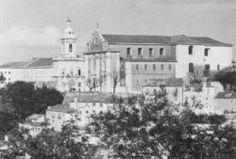 Igreja e Convento da Graça , Armando Serôdio, 1960, Arquivo Municipal de Lisboa, AFML - A29610