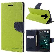Köp grön mobilplånbok från Mercury till LG V10 online: http://www.phonelife.se/mercury-fancy-diary-case-lg-v10-gron