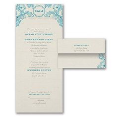 Rustic Filigree - Seal 'n Send Invitation     |  40% OFF  |  http://mediaplus.carlsoncraft.com/Wedding/Wedding-Invitations/3254-TWS38523-Rustic-Filigree--Seal-n-Send-Invitation.pro