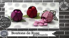"Vidéo-Tuto ""Boutons de Rode Gourmands"" par Coul'Heure Papier - Insta pochette Gift bag punch board Stampin'Up!"