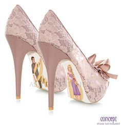 10th wedding anniversary shoes maybe?