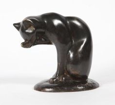 cat sculpture, Lehmann Nam
