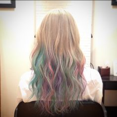 hair_ISM @hair_ism パステルグラデー...Instagram photo | Websta (Webstagram)