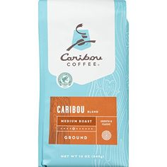 Caribou Coffee Blend Ground Coffee 12 Ounce Bag -- You can find out more details at the link of the image. Note: It's an affiliate link to Amazon.