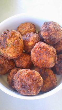 JeanneDôme: Λίβανος-falafel - ρεβυθοκεφτέδες Falafel, Vegetarian Recipes, Ethnic Recipes, Food, Essen, Falafels, Meals, Yemek, Eten