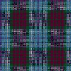 DIsney had a tartan officially made (DunBroch) and registered for the Pixar movie Brave.