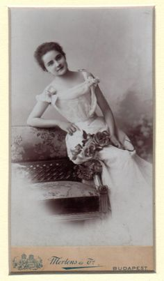 Maria Josepha Sophia de Itúrbide, Princess Imperial of Mexico (29 February 1872 – November 1949) was the head of the Imperial House of Mexico from 1925 to 1949...she became heir to the throne after her uncle, Augustin died.  Augustin Iturbide II & his cousin Salvador Iturbide (Maria Josepha's father), were adopted by Emperor Maximilian I & Empress Charlotte of Mexico.