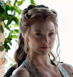 Game of thrones, Margery Tyrell's beautiful hair