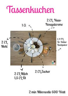 schoko rotwein tassenkuchen aus der mikrowelle http. Black Bedroom Furniture Sets. Home Design Ideas