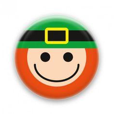 Badge Leprechaun