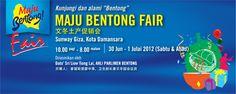 Maju Bentong Fair