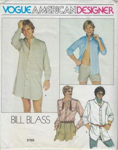 Your place to buy and sell all things handmade Bill Blass, Mccalls Patterns, Vintage Sewing Patterns, Vogue Patterns, Dress Making Patterns, Vintage Vogue, Vogue Paris, American, Beautiful