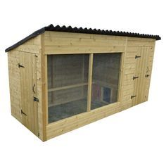 The HAVEN, Winter proof hen / chicken / duck house for up to 12 hens FOX PROOF | eBay