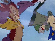 Gideon being yelled at, Pinocchio (1940) - Disney Screencaps
