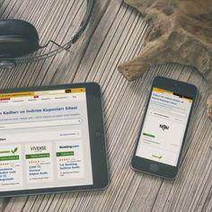 Android Uygulamamız Yayında! - İndirimKodun artık cebinizde, Android uygulamamızı Google Play Store'dan ücretsiz indirebilirsiniz. iOS ve Microsoft uygularımızda yakında marketlerde yerini alacak.  Uygulamamızı yükledikten sonra bize oy vermeyi unutmayın :)  https://play.google.com/store/apps/details?id=com.indirimkodun