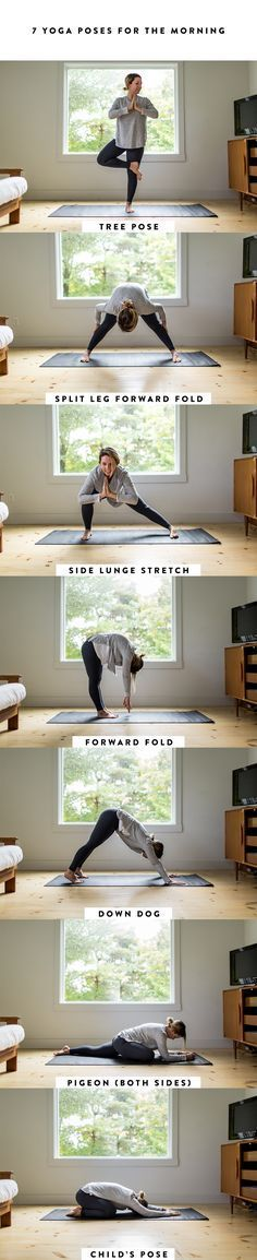 A SImple Morning Yoga Routine to Make the Most of an Extra Hour | The Fresh Exchange