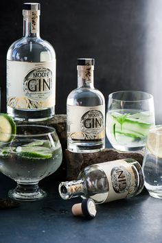 Pennington's Award winning 42.1% vol London dry Gin