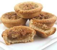 pecan pie cookies! I love pecan pie so I need to make these!