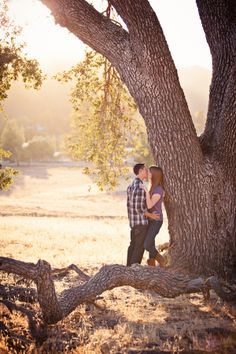festive finds by Event Finds: Rustic California Engagement Session