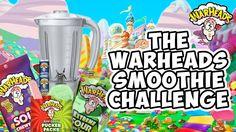 The Warheads Smoothie Challenge | WheresMyChallenge