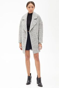 2f4a56d0bb3 30 Times Going Bigger Meant Looking Better+ refinery29 Boucle Coat