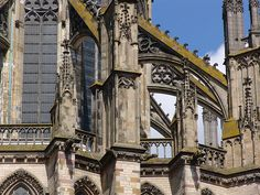 The Netherlands - Gothic architecture- Utrecht Dom | Flickr - Photo Sharing!