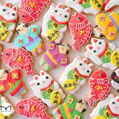 New Year cookies 2017